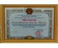 Công ty làm từ thiện ở huyện Thạnh Phú, tỉnh Bến Tre, 08/10/2016
